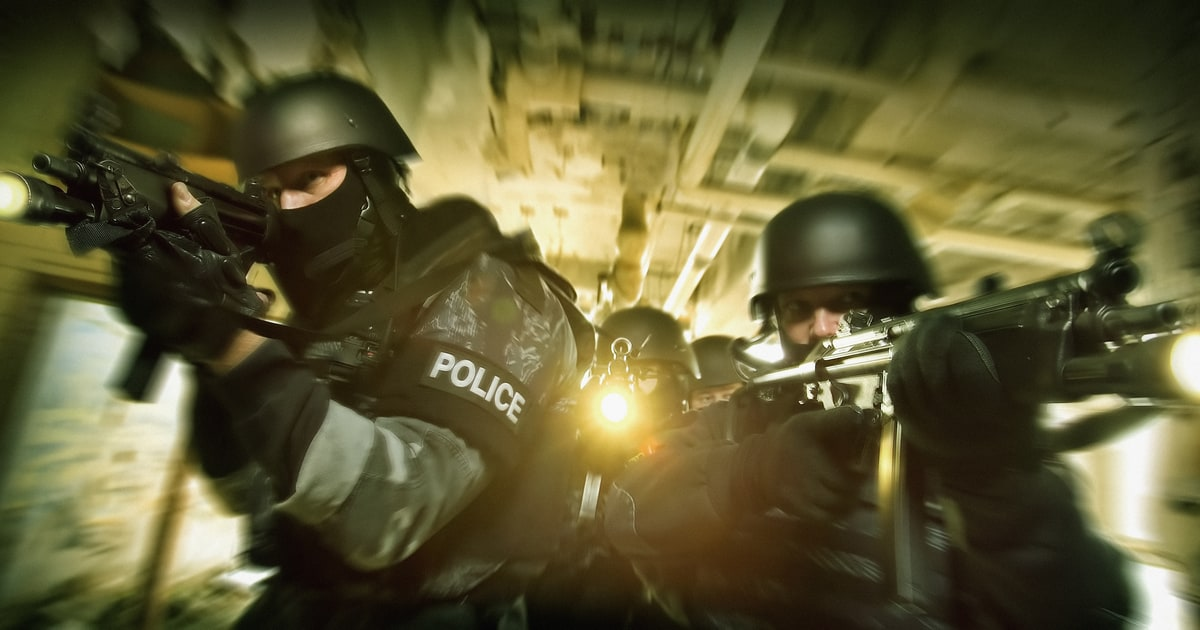 Examining the Spectacle of Video Games and Swatting