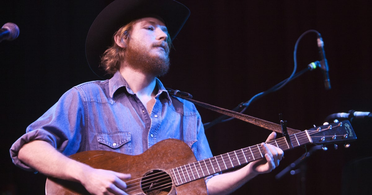 See Colter Wall Talk New Album Sing Motorcycle