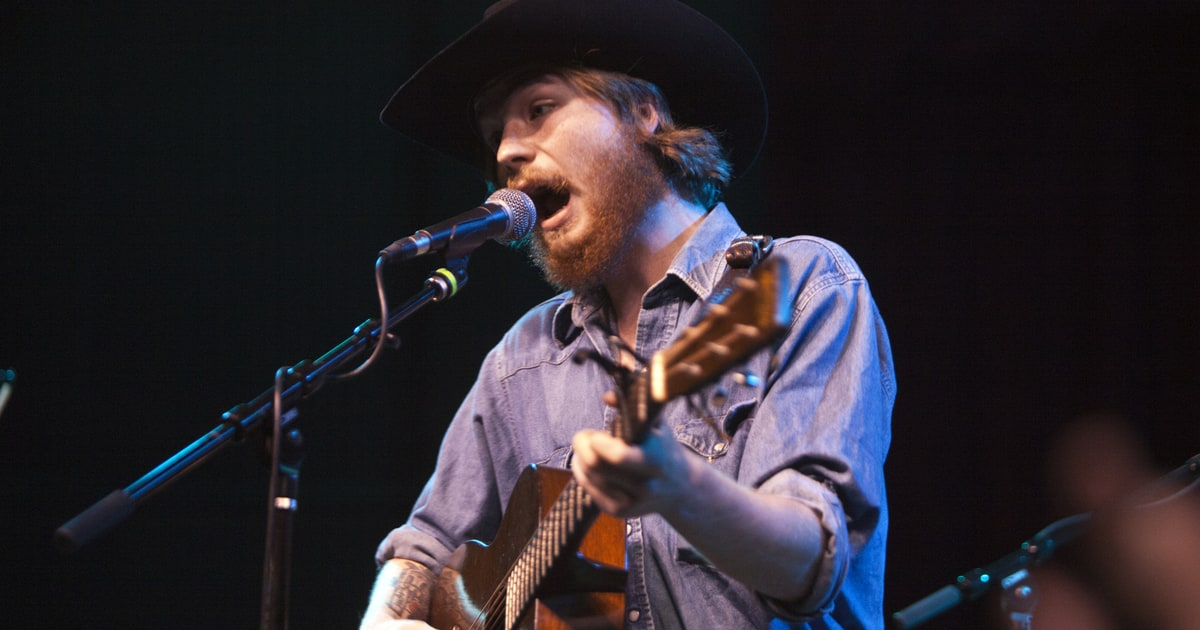 Colter Wall Plots Headlining 2018 Tour Rolling Stone