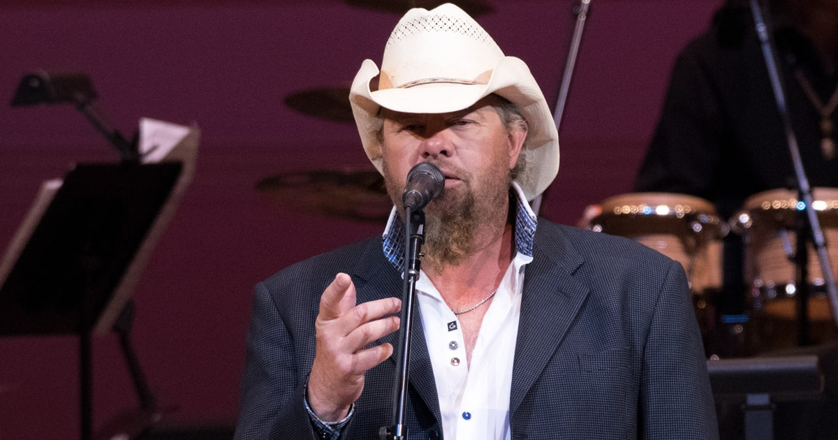 Toby Keith Plots New Album The Bus Songs Rolling Stone