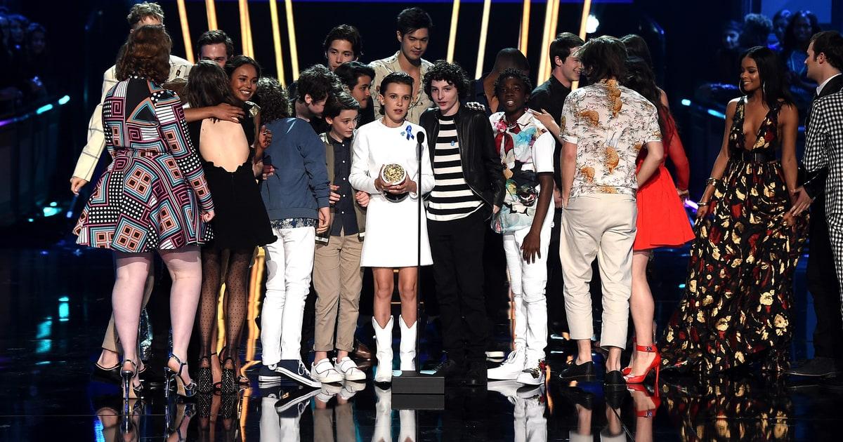 2017 MTV Movie/TV Awards: 'Stranger Things,' Diversity ...