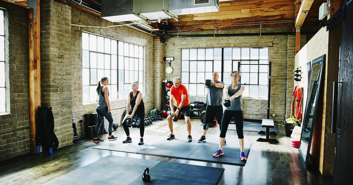 Kettlebell Swings The Best Workouts For Weight Loss