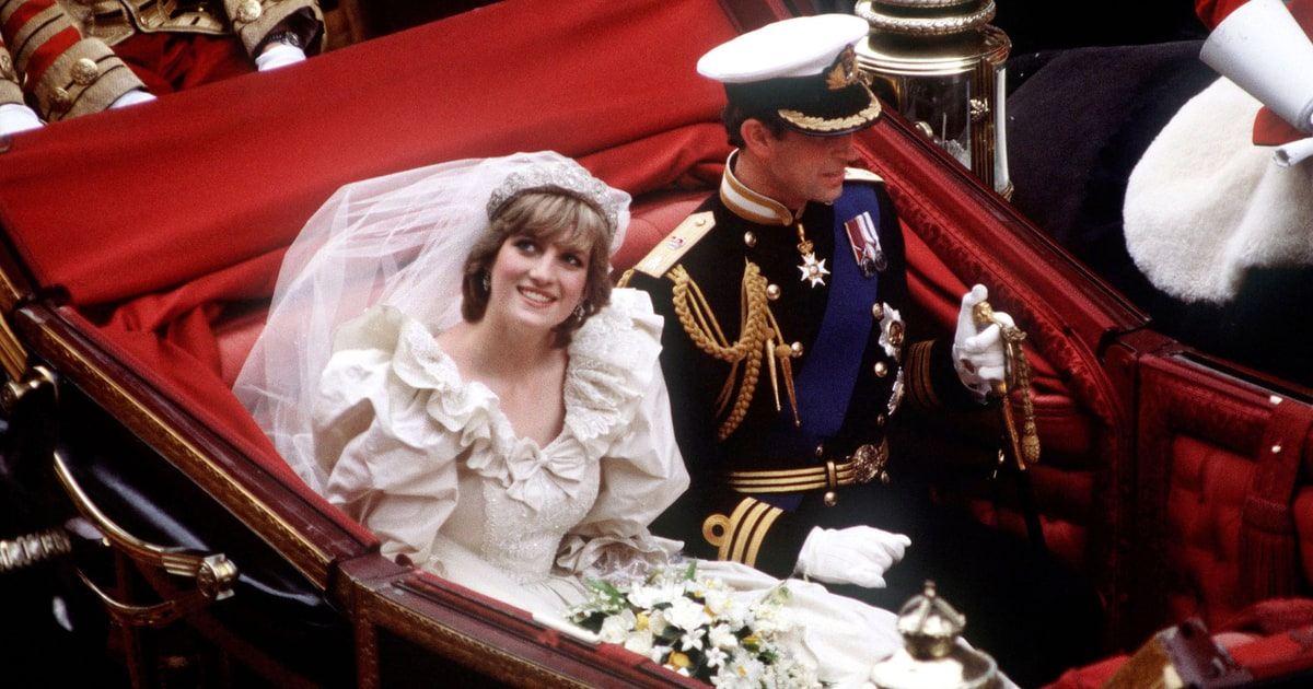 Princess Diana Doc Planned for 20th Anniversary of Death ...