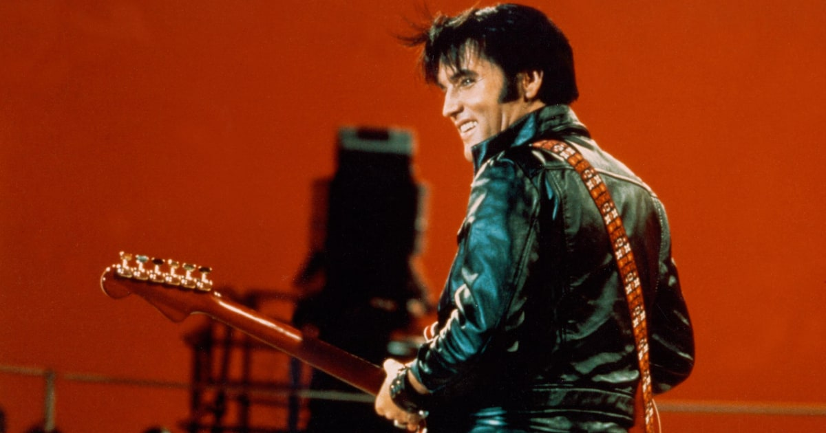 Inside Elvis Presley S Legendary 1968 Comeback Special