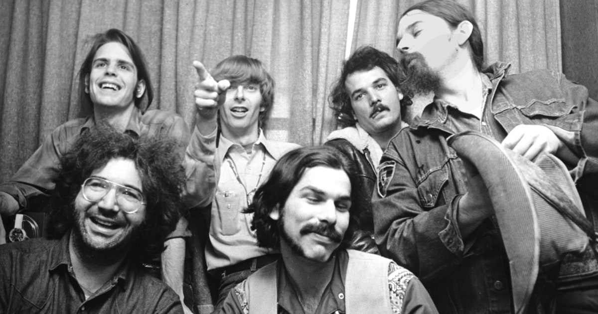 Grateful Dead Monkees Comps Prepped For 50th Summer Of