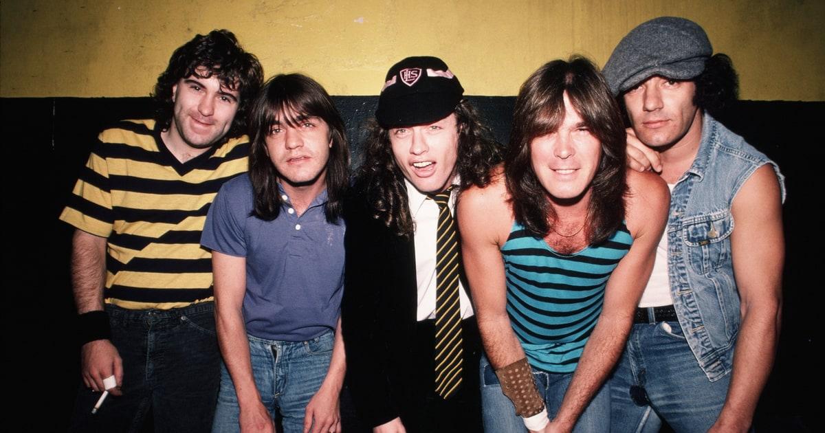 AC/DC chords | E-Chords.com