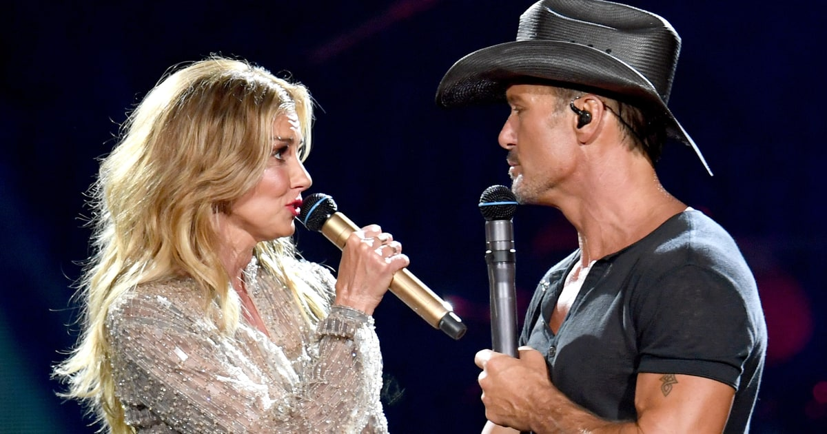 Tim McGraw, Faith Hill's New 'The Rest Of Our Life': See
