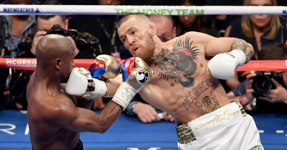 mayweather vs mcgregor why we couldn 39 t stop watching rolling stone. Black Bedroom Furniture Sets. Home Design Ideas