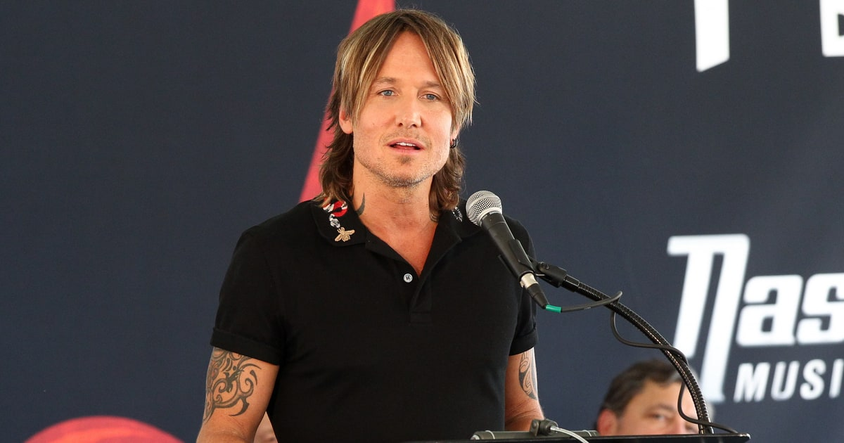 Keith Urban to Be Featured Speaker at SXSW 2018 - Rolling ...