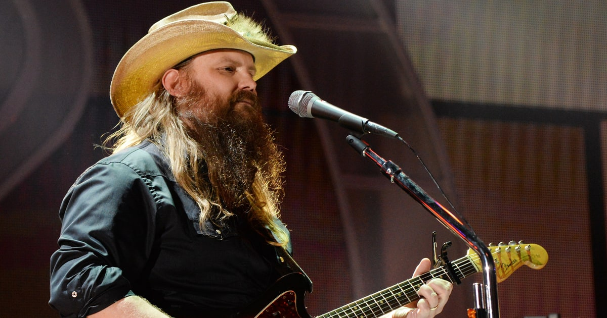 Chris Stapleton S Scarecrow In The Garden Hear New Song