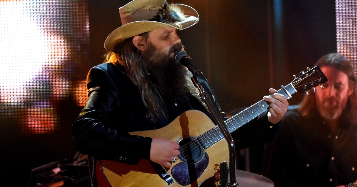 Chris Stapleton S Millionaire Hear New Song Rolling Stone
