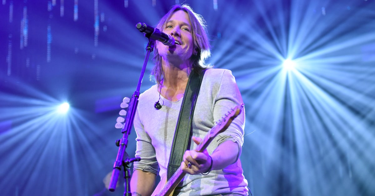 Keith Urban Announces 2018 Graffiti U World Tour, New Album