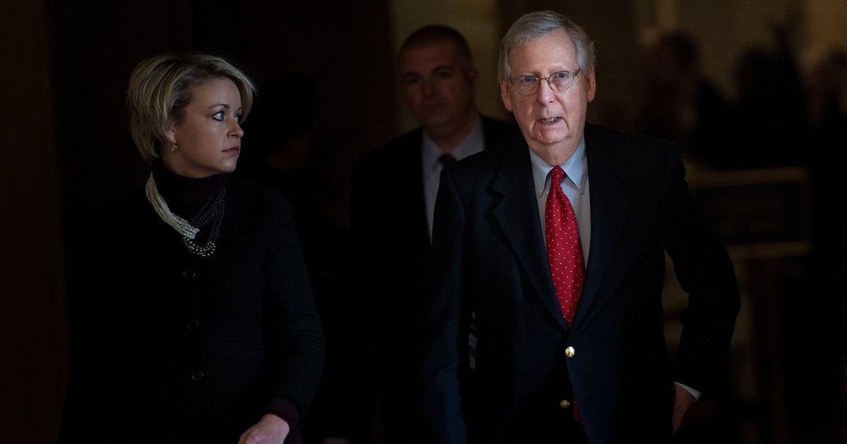 Dark Moment for America as Senate Passes Tax Bill in Middle of Night