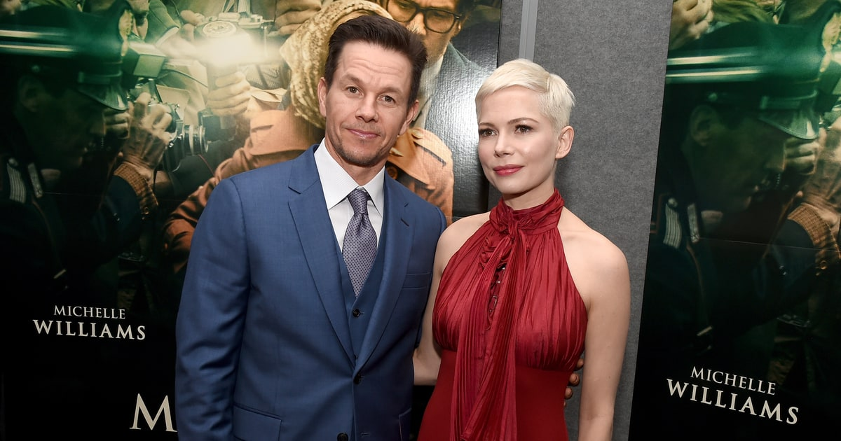 Michelle Williams Paid Less Than 'Money' Co-Star Mark Wahlberg - Rolling  Stone