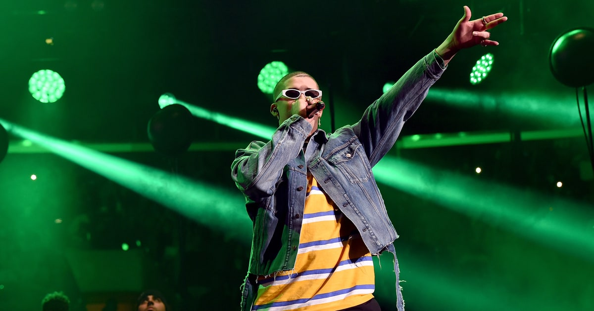 Latin Trap Artist Bad Bunny Tapped by Apple Music Debuts New Song