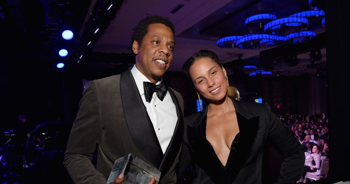 Jay Z New Hair Style 2018: Clive Davis, Alicia Keys Honor Jay-Z At Pre-Grammys Gala