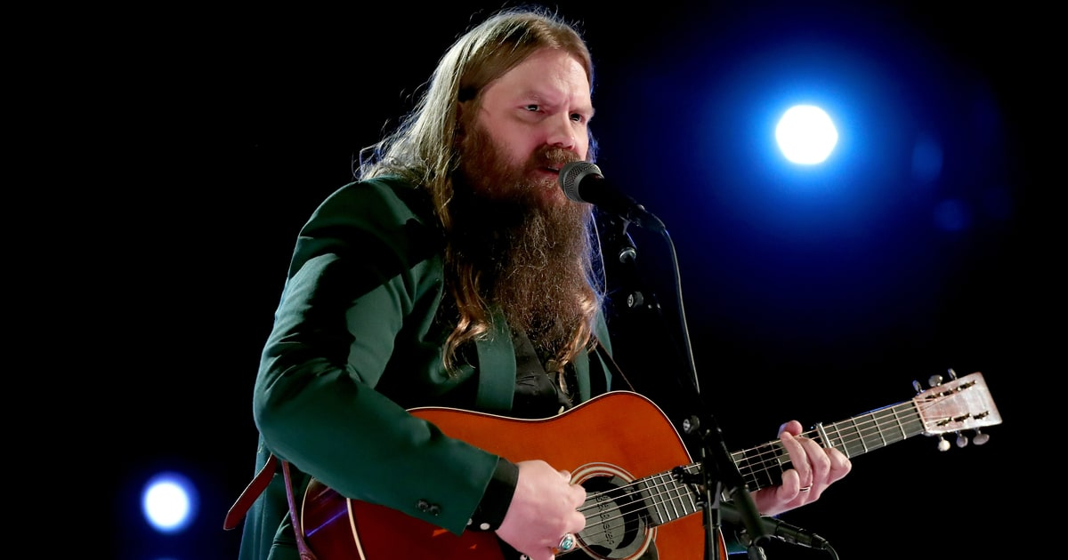 chris stapleton plots 2018 all american road show tour. Black Bedroom Furniture Sets. Home Design Ideas