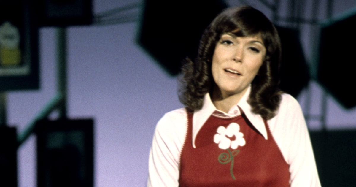 Karen Carpenter Sings Country Music With Top Of The World