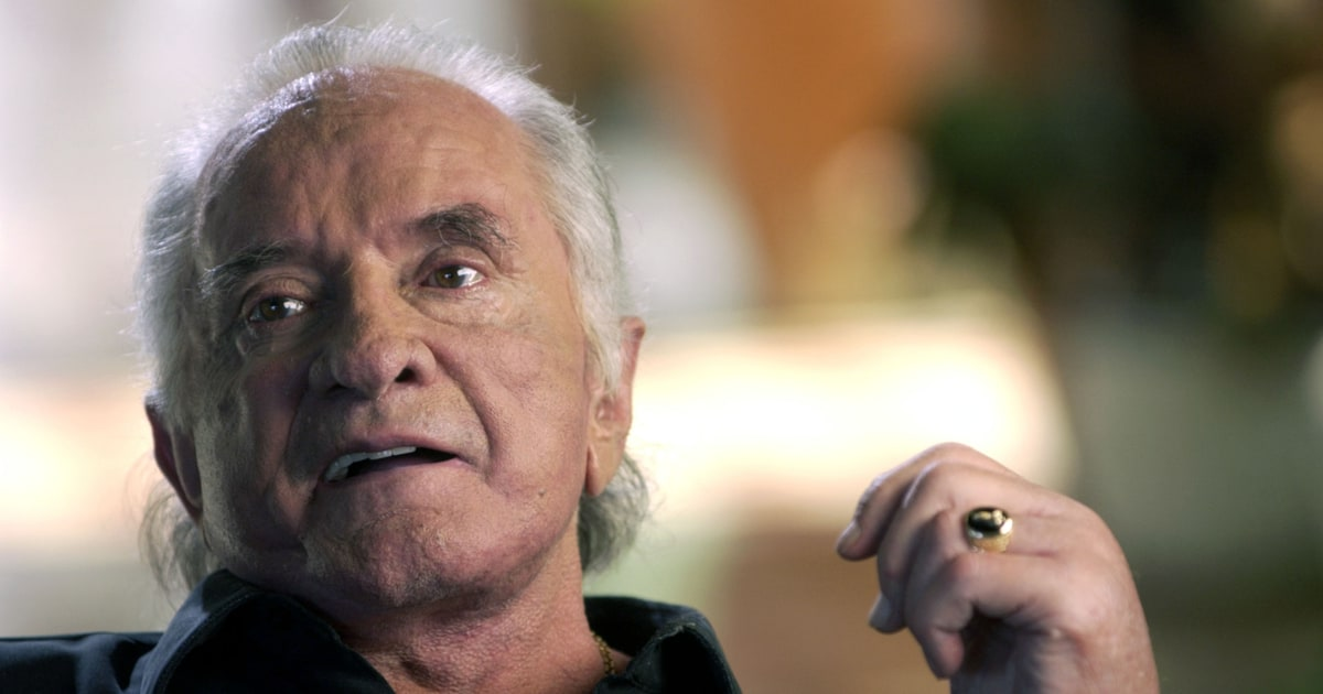 Flashback See Johnny Cash S Final Public Performance