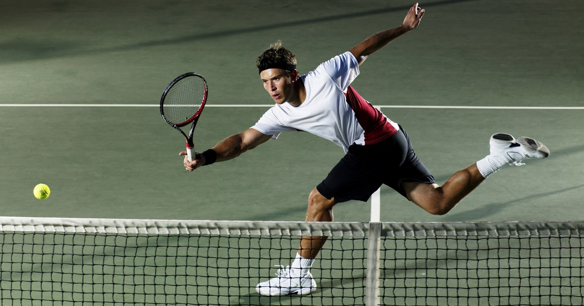 Get in Tennis Shape: 5 Drills, One Serious Workout