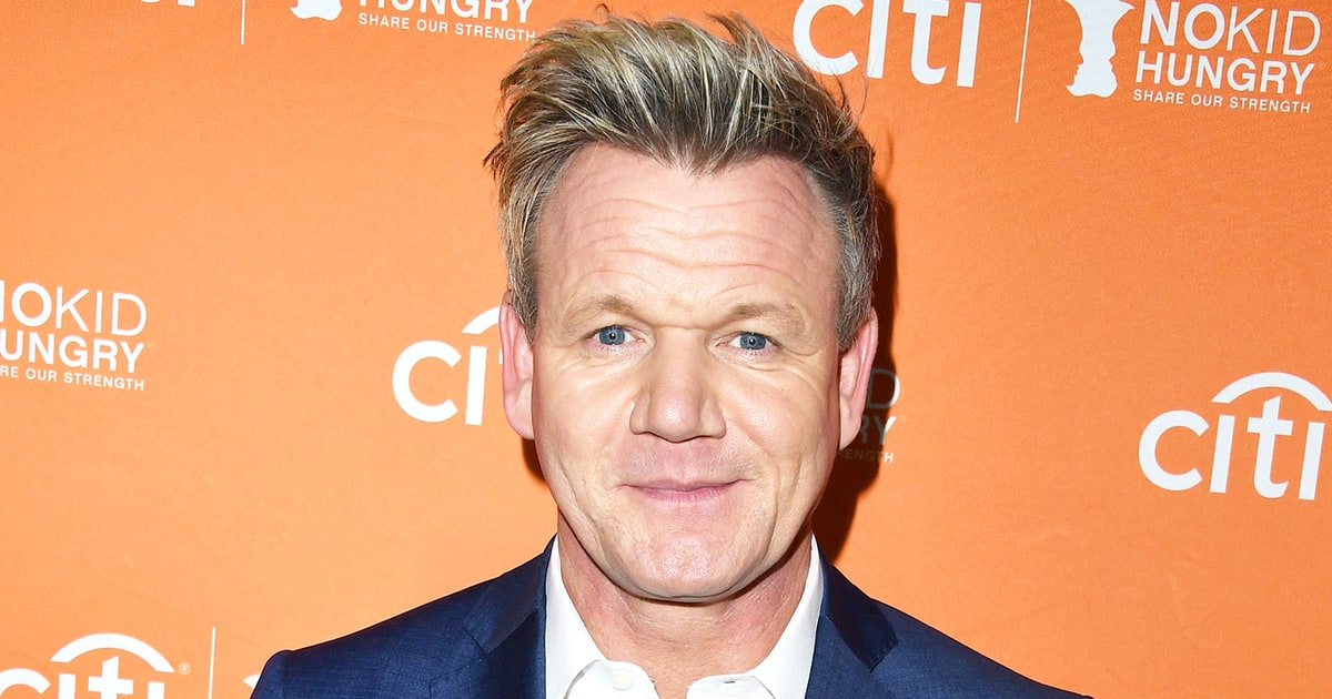 Gordon Ramsay Banned From Parents' Night at Kids' School - Us Weekly