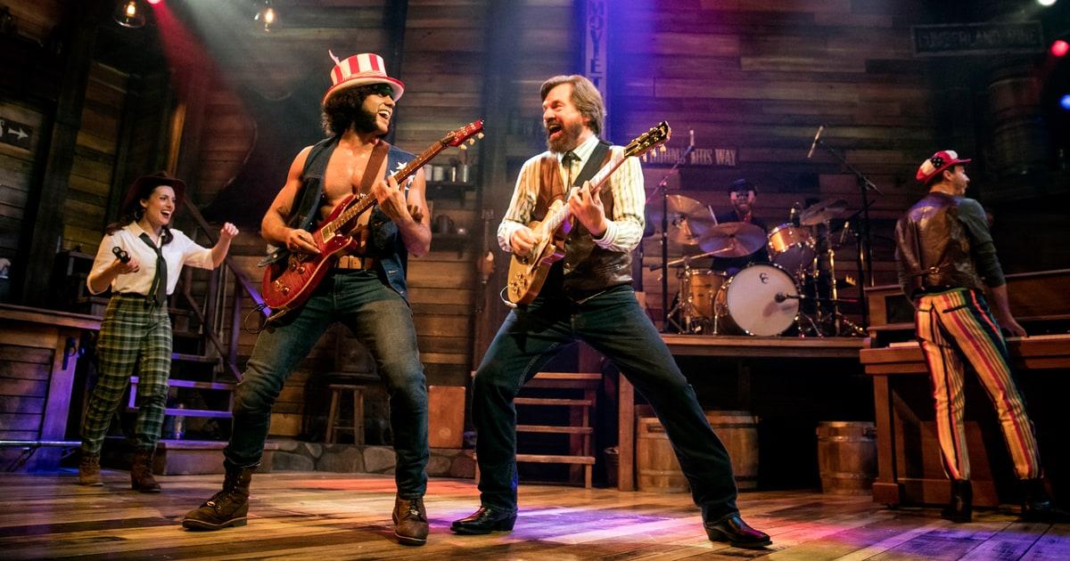 Inside the New Grateful Dead Musical