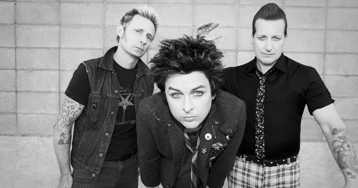 Watch Green Day39;s Rebellious 39;Revolution Radio39; Lyric Video  Rol