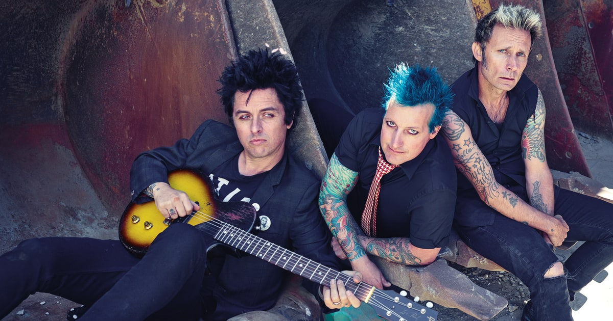 Inside Green Day39;s Revolutionary Rebirth  Rolling Stone