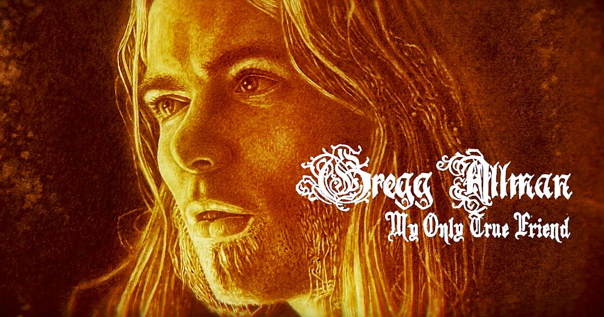 Hear Gregg Allman Reflect On End On My Only True Friend