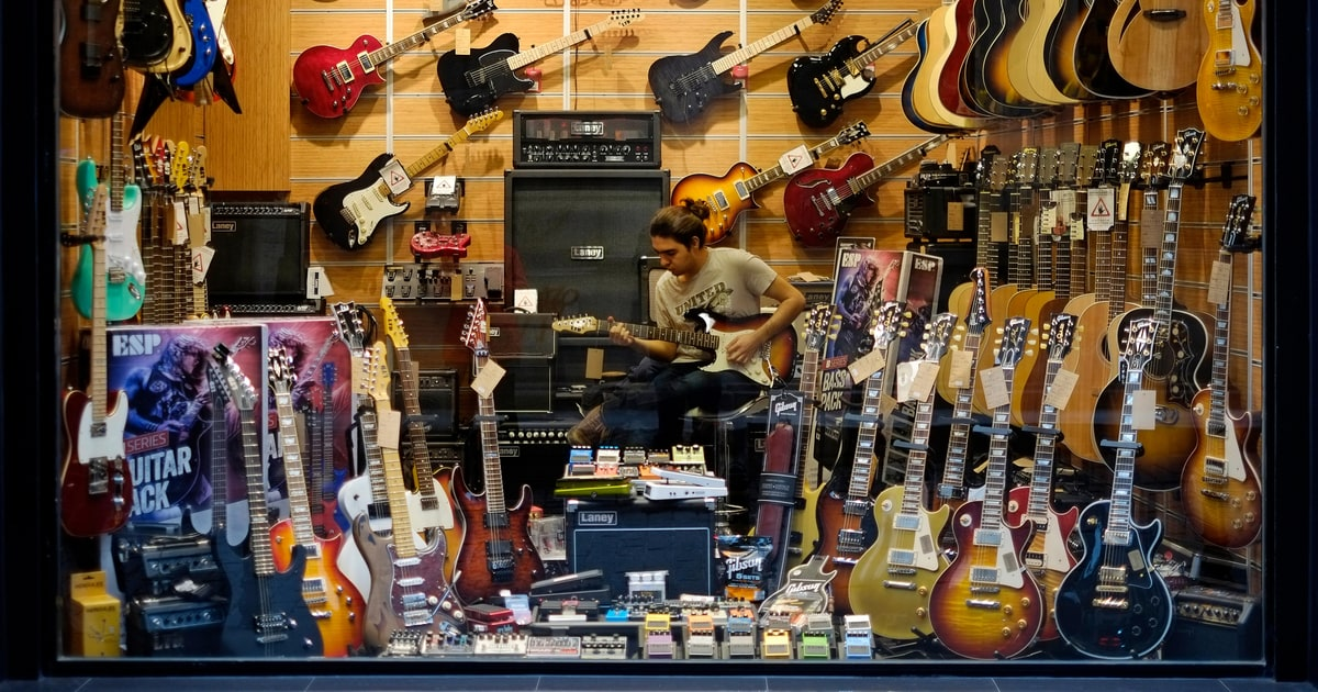 Guitars Aren't Dying. They're as Popular as Ever