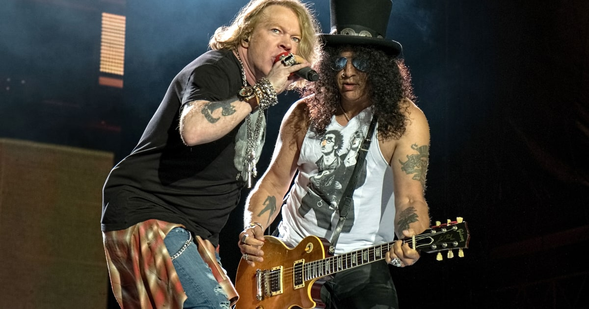 5 Things Guns N Roses Should Do On Their 2017 Tour
