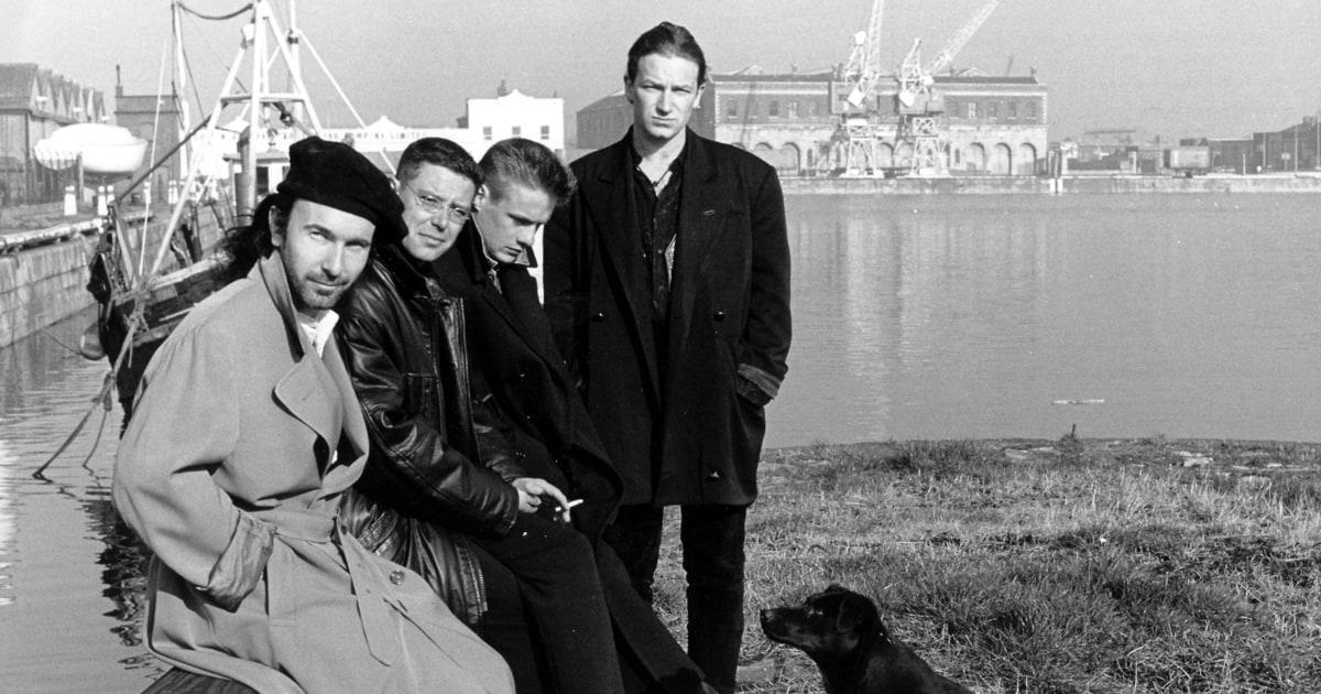 U2 - REMIXES