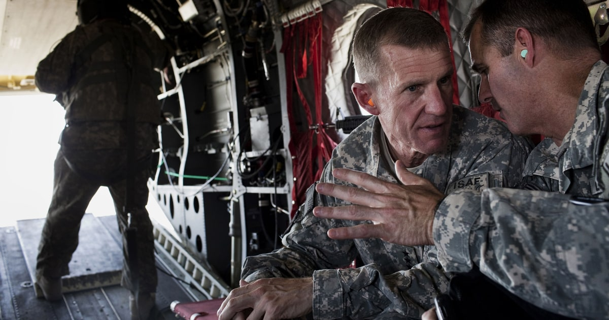 war machine stanley mcchrystal