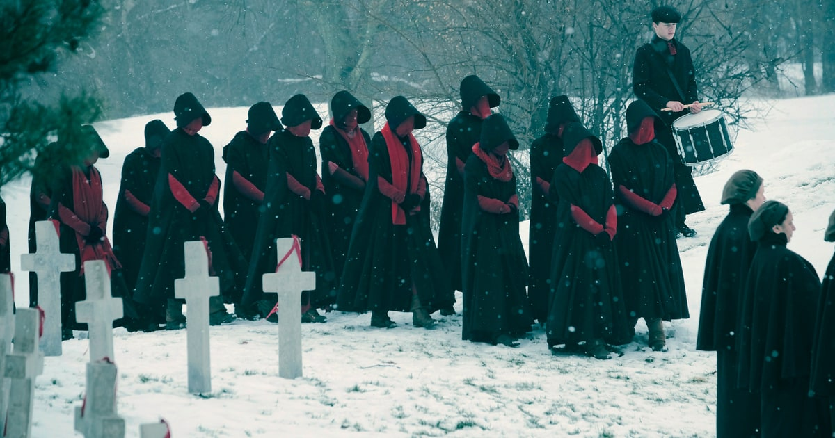 Sheffield on 'Handmaid's Tale' Season 2: Welcome to the Resistance