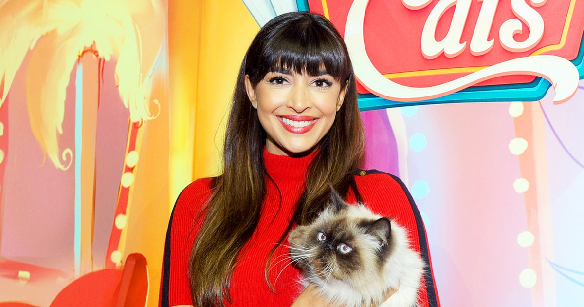 New Girl Star Hannah Simone Is A Proud Cat Lady Us Weekly