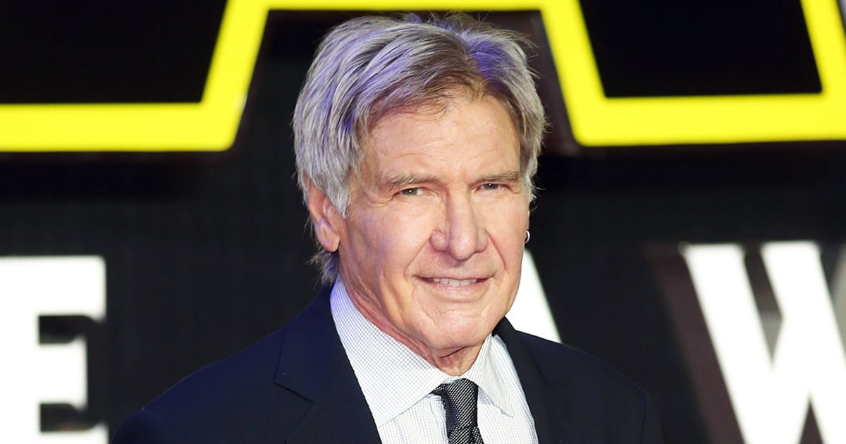 Harrison Ford Involved...