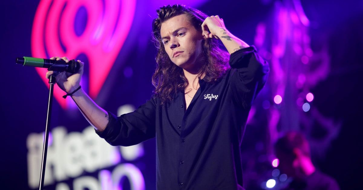 Hear Harry Styles' Sweeping Debut Solo Song 'Sign of the ...
