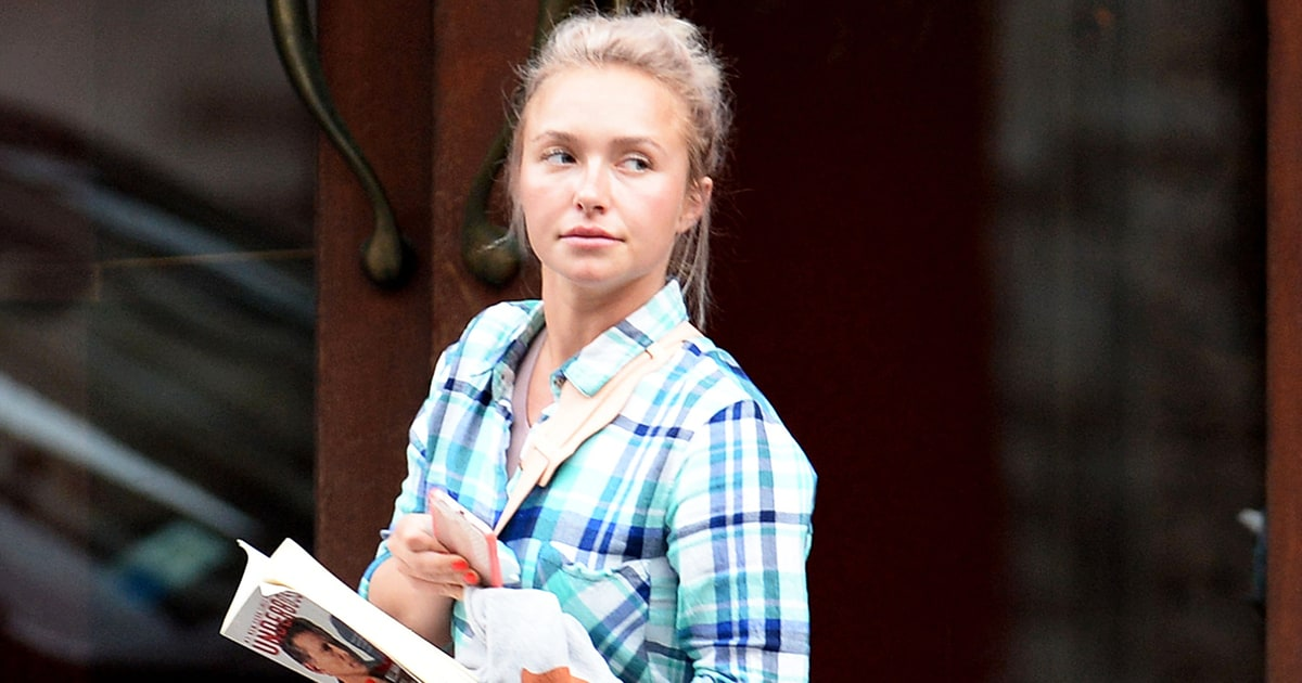 Hayden Panettiere Spotted Without Engagement Ring After Rehab - Us Weekly