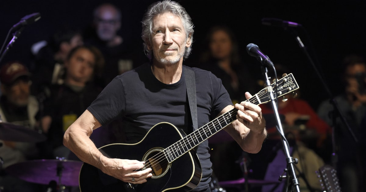 Hear Roger Waters Tap Pink Floyd Sound on 'Smell the Roses' - Rolling Stone
