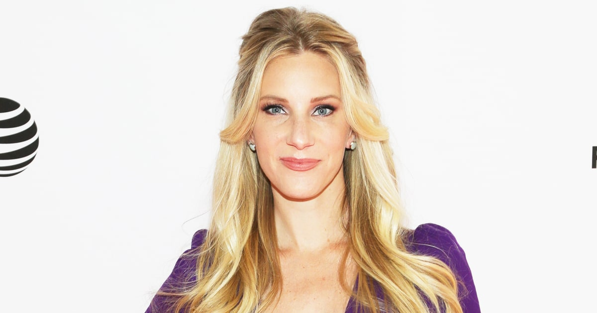 Glee's Heather Morris: 'Don't Stop Believin'' Used to Make ...