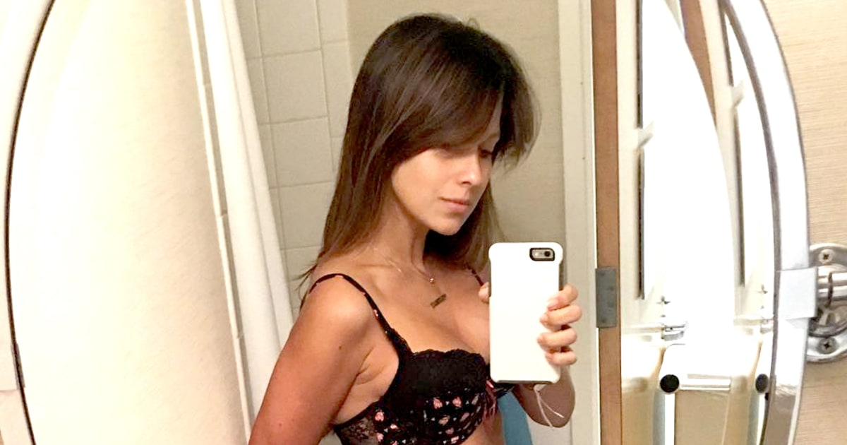 Hilaria Baldwin Shows Off Postpartum Belly Day After ...