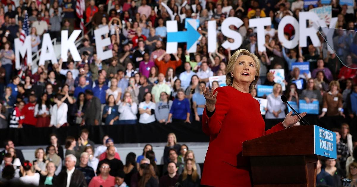 Hillary Clinton Wellesley Pleasant River Garden Club