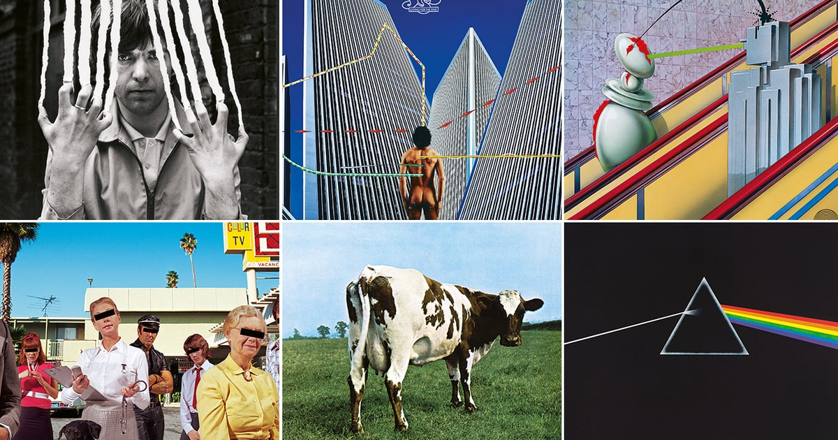 Hipgnosis Album Covers From Pink Floyd To Led Zeppelin Rolling Stone