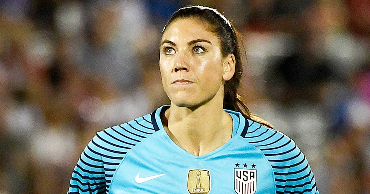 Hope Solo Suspended for Calling Swedish Players 'Cowards' - Us ...
