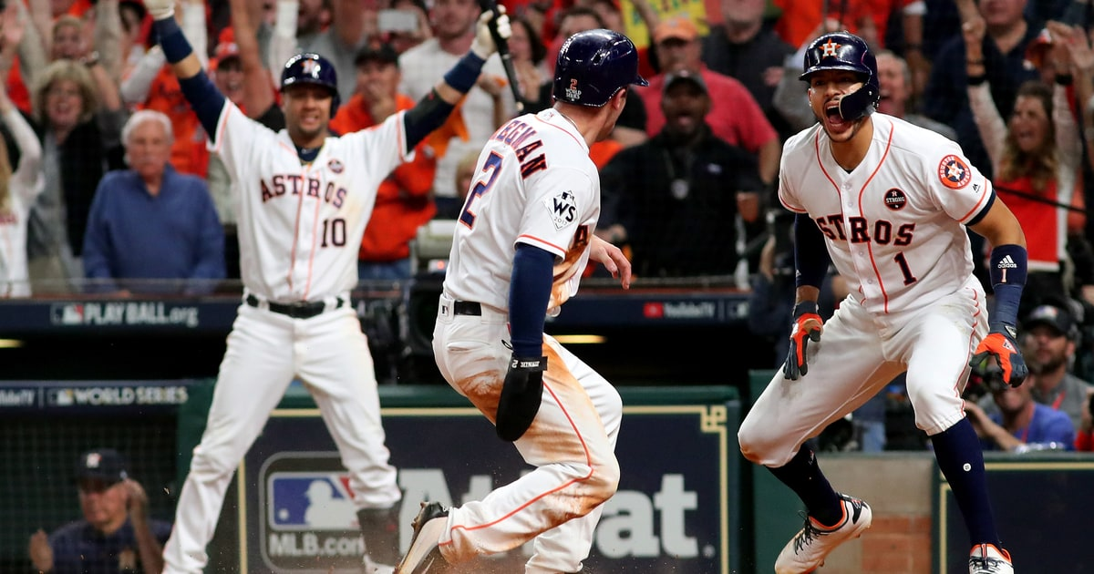 World Series 2017: Houston Astros Win, Home Runs, Dodgers - Rolling Stone