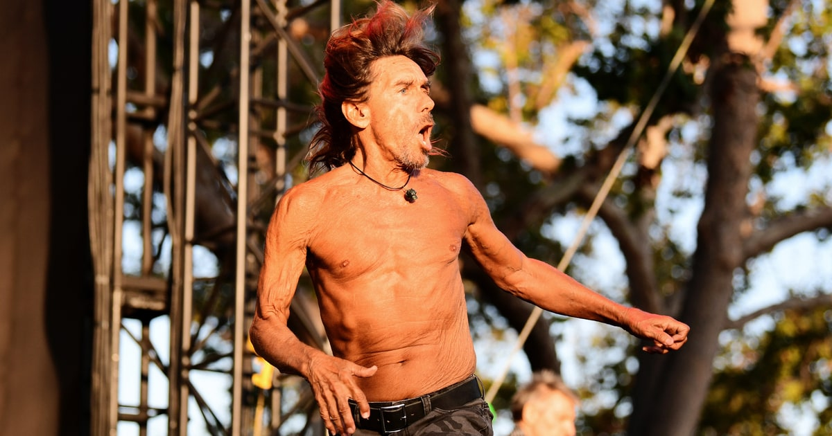 'Rolling Stone Music Now' Podcast: Iggy Pop on Being Done With Rock Albums