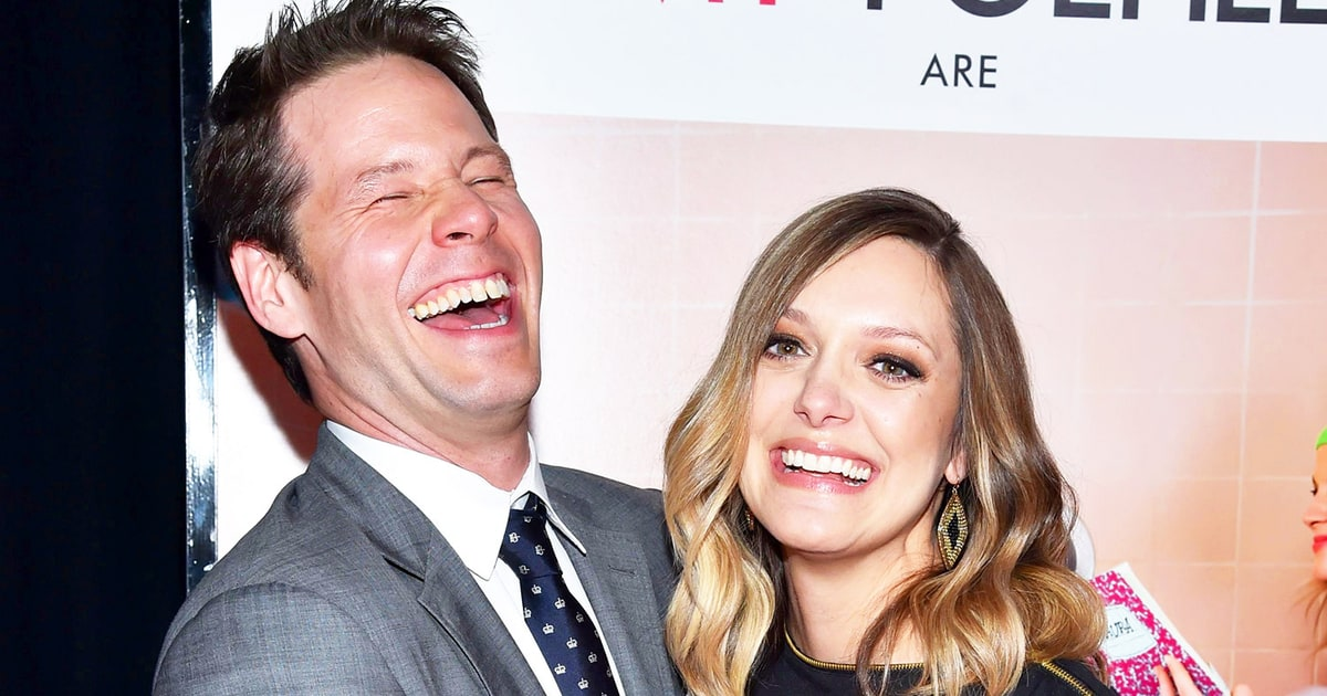 Mindy Project Star Ike Barinholtz And His Wife Are Expecting Their Second Child Us Weekly