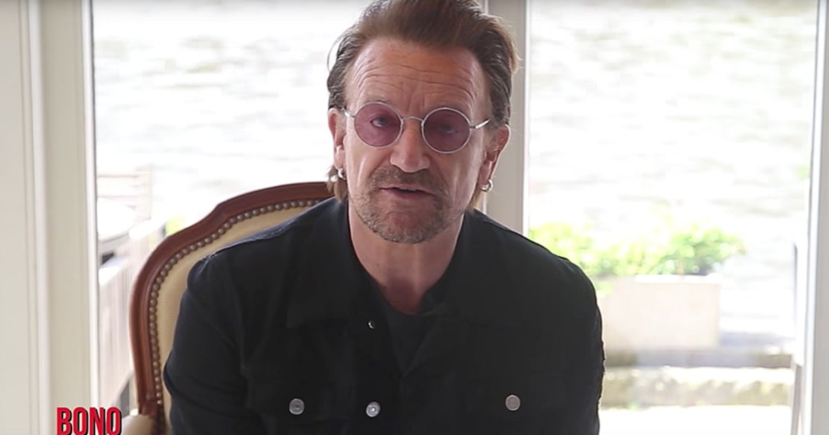 See Paul McCartney, Bono, Pharrell Urge Action on Climate Change