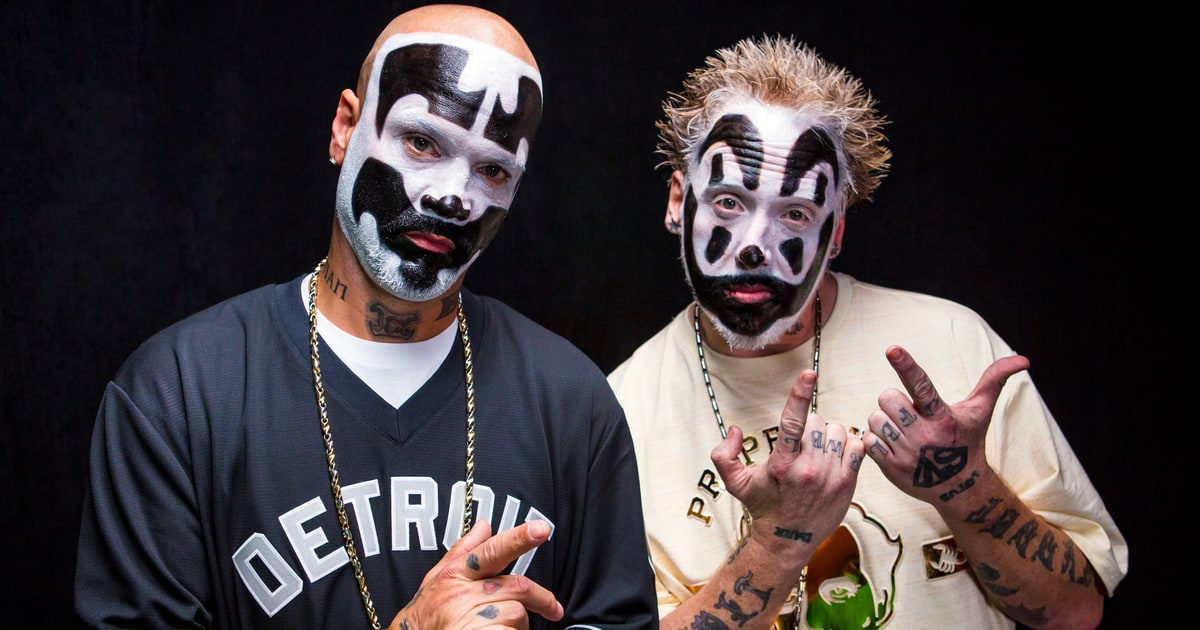 Watch Insane Clown Posse Talk Juggalo March
