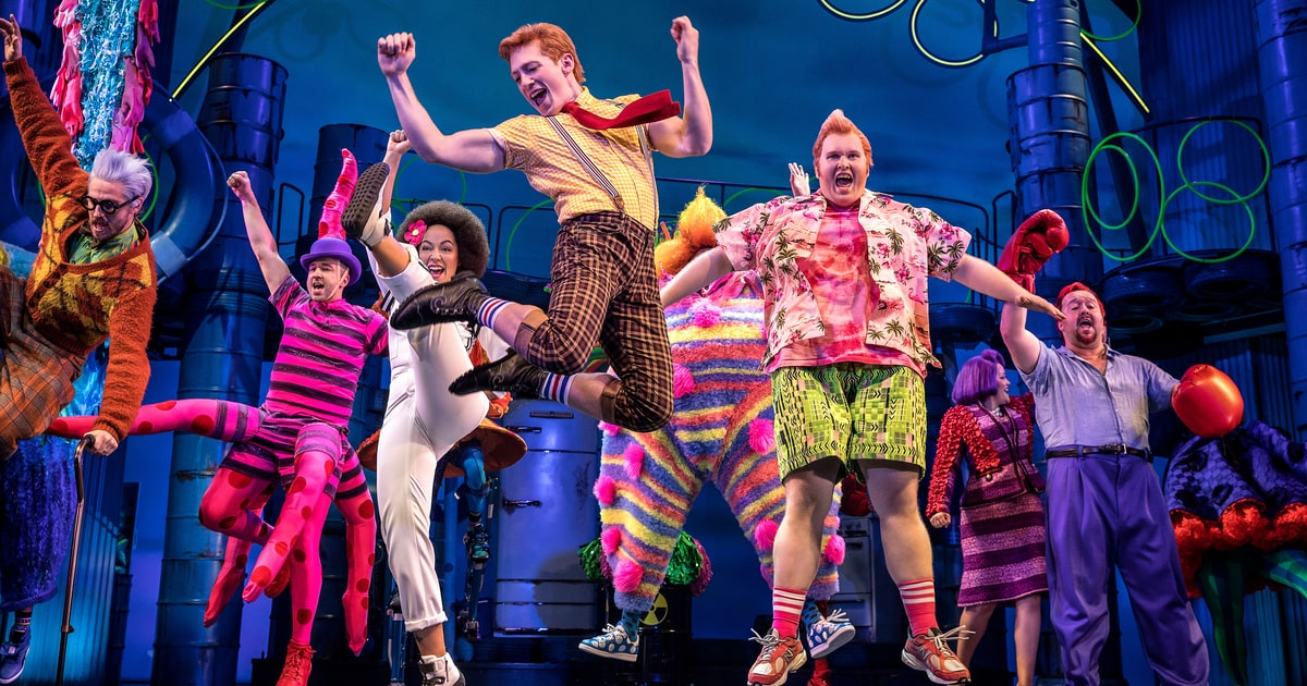 spongebob musical inside soundtrack rock play music musicals rolling